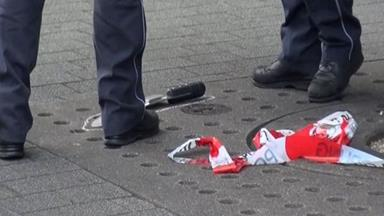 Refugee kills pregnant woman with machete