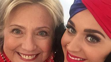 The leading ladies endorsing Hillary Clinton