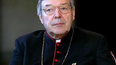 Breaking: Charge against Cardinal Pell dropped after accuser dies