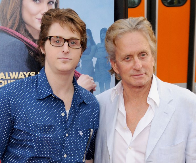 Michael Douglas' son Cameron released from prison after nearly seven years