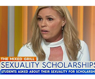 Twitter went crazy over Sonia Kruger's 'reverse discrimination' call