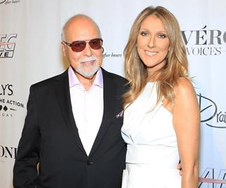 Celine Dion's tattoo tribute to her late husband