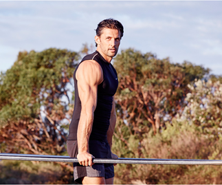 Tim Robards' TRM fitness program road-test