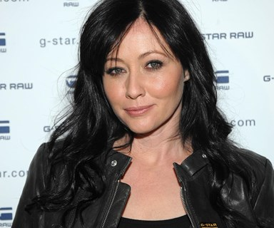 Shannen Doherty: 'My cancer has strengthened my marriage'