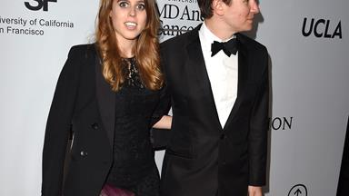 Princess Beatrice splits from Dave Clark after 10 years of dating