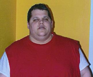 Man almost unrecognisable after amazing 10-month weight loss