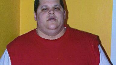 Obese man almost unrecognisable after amazing 10-month weight-loss