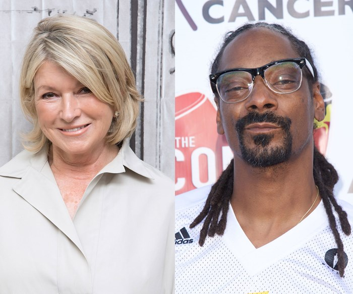 Snoop Dogg and Martha Stewart to host their own cooking show together
