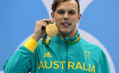 Aussie schoolboy Kyle Chalmers becomes surprise Olympic champion
