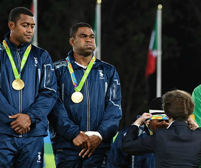 Fiji wins its first Olympic medal and it's GOLD