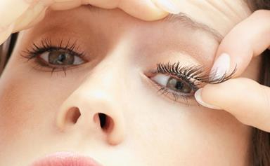 The BEST false eyelash hack you need right now