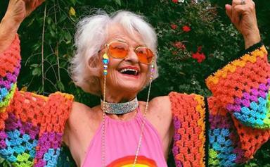 Meet badass grandma Baddie Winkle