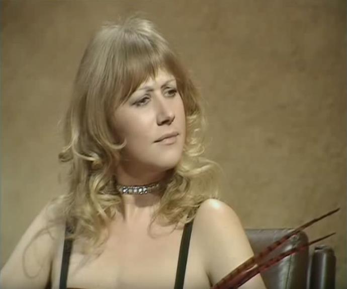Helen Mirren in 1975