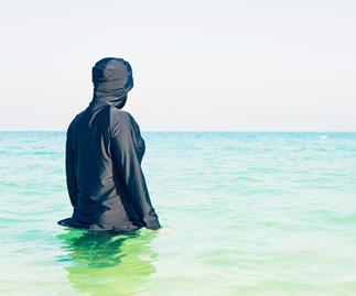 The tweet that sums up the burkini ban perfectly