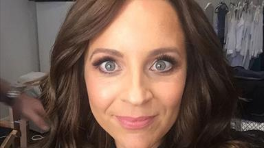 The internet is suspicious about Carrie Bickmore's new hair colour