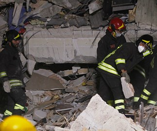 Sister sacrifices self to save four-year-old sibling in Italian earthquake