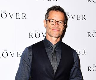Guy Pearce becomes a dad for the first time!