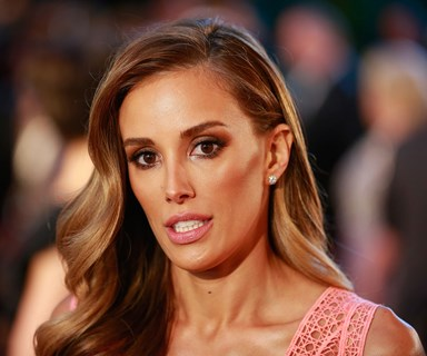 Pregnant Bec Judd's fierce warning to paparazzo who 'crossed the line'