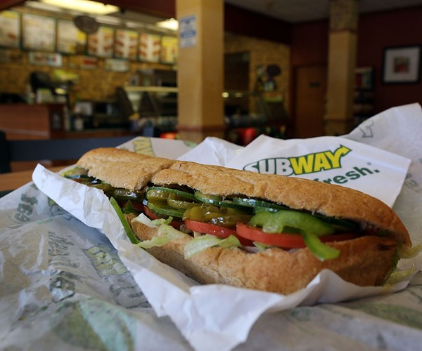 questionnaire fast food and subway eating