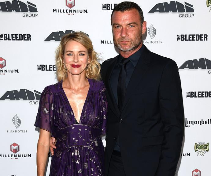 Naomi Watts dazzles on the red carpet