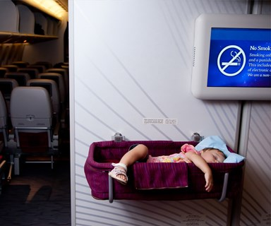 Genius alert: Sydney mum invents device to help babies stop crying on planes