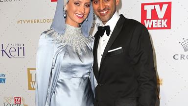 """""""When you take your hijab off after a sunny day"""": Waleed Aly's wife Susan Carland's Instagram joke"""
