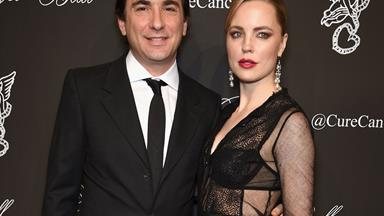 Melissa George 'hospitalised after being assaulted by her partner Jean-David Blanc'