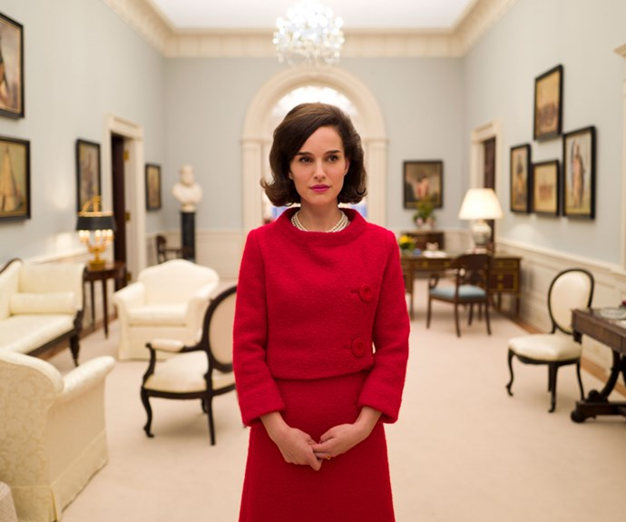 First look at Natalie Portman as Jackie O in new film JACKIE
