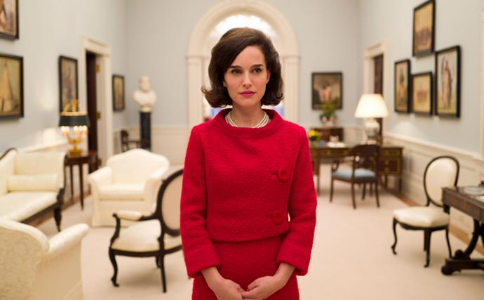 First look at Natalie Portman as Jackie O in new film JACKIE