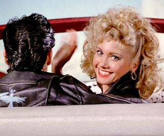 Grease Sandy and Danny
