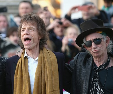 Mick Jagger, 73, welcomes eighth baby