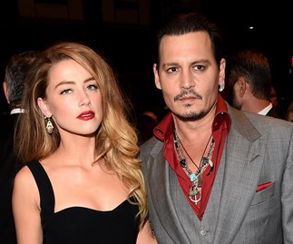 Johnny Deep Amber Heard