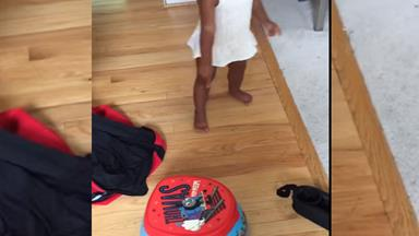 Mum's catchy potty training song goes viral