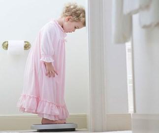 Body issues start in preschool