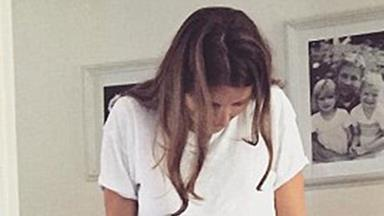 Why are people slamming Jools Oliver over this post-baby photo?
