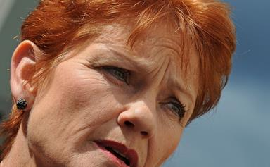 Pauline Hanson's full transcript: Would you have walked out?