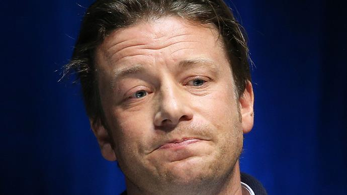 """Jamie Oliver calls junk-food parents """"a***holes"""" and """"idiots"""""""