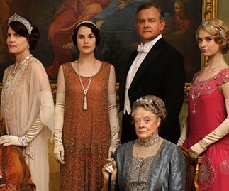 Stay tuned for Downton Abbey the movie