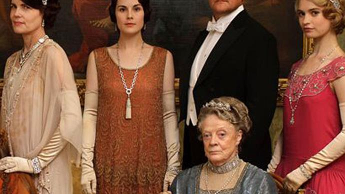 Downton Abbey, the movie?