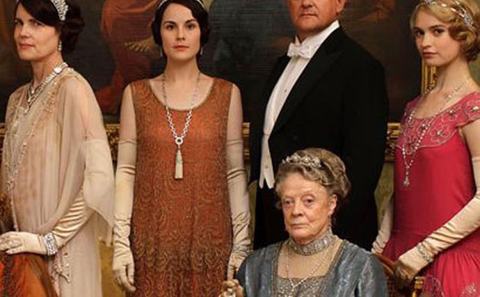 Downton Abbey, the movie?