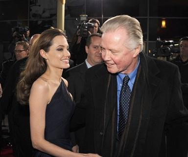Angelina Jolie's dad Jon Voight speaks out on her divorce to Brad Pitt