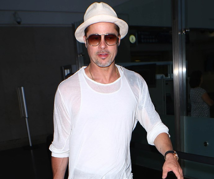 A source close to Brad Pitt tell his side of the story.