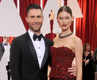 Adam Levine and Behati Prinsloo welcome a daughter
