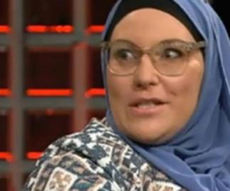 Muslim community advocate Lydia Shelly on The Hack