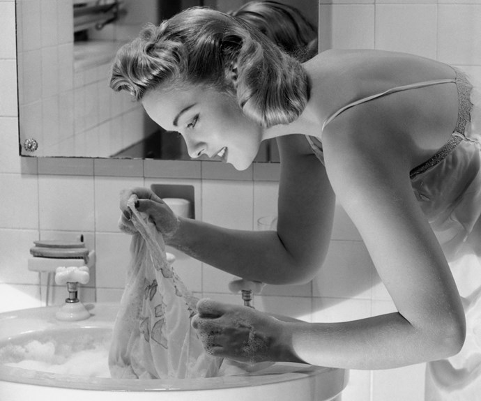 This the right way to wash your lingerie