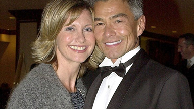 Did he fake his death? Olivia Newton-John on ex lost at sea