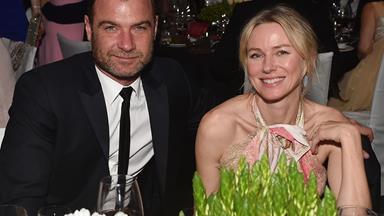WATCH: Liev Schreiber gushes about Naomi Watts in interview just weeks before pair spilt