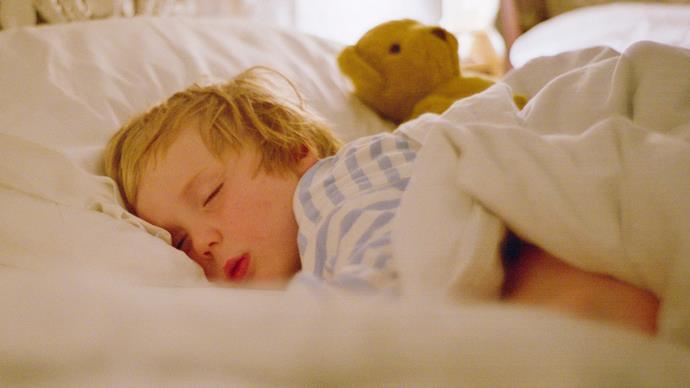 Children who go to bed after 9pm are at risk of being obese