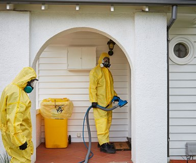P epidemic: Have you tested your home for methamphetamine residue?