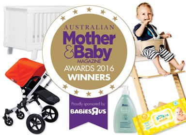 The 2016 Mother & Baby Award Winners